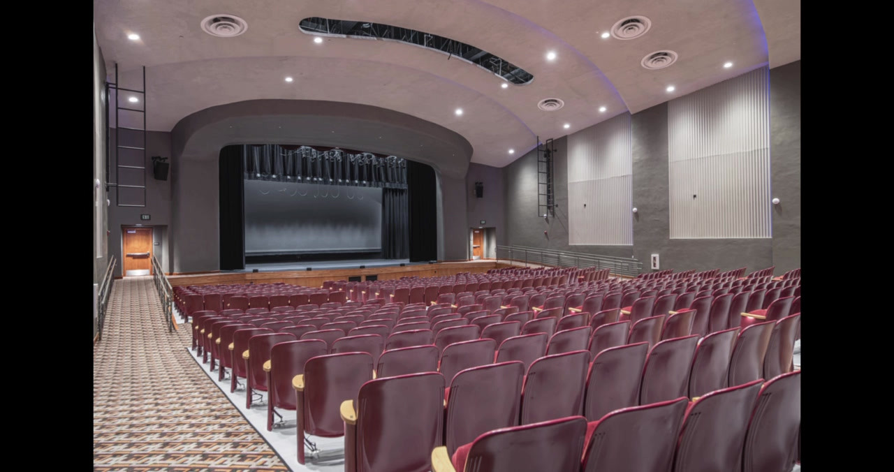 Ector Theater Renovation