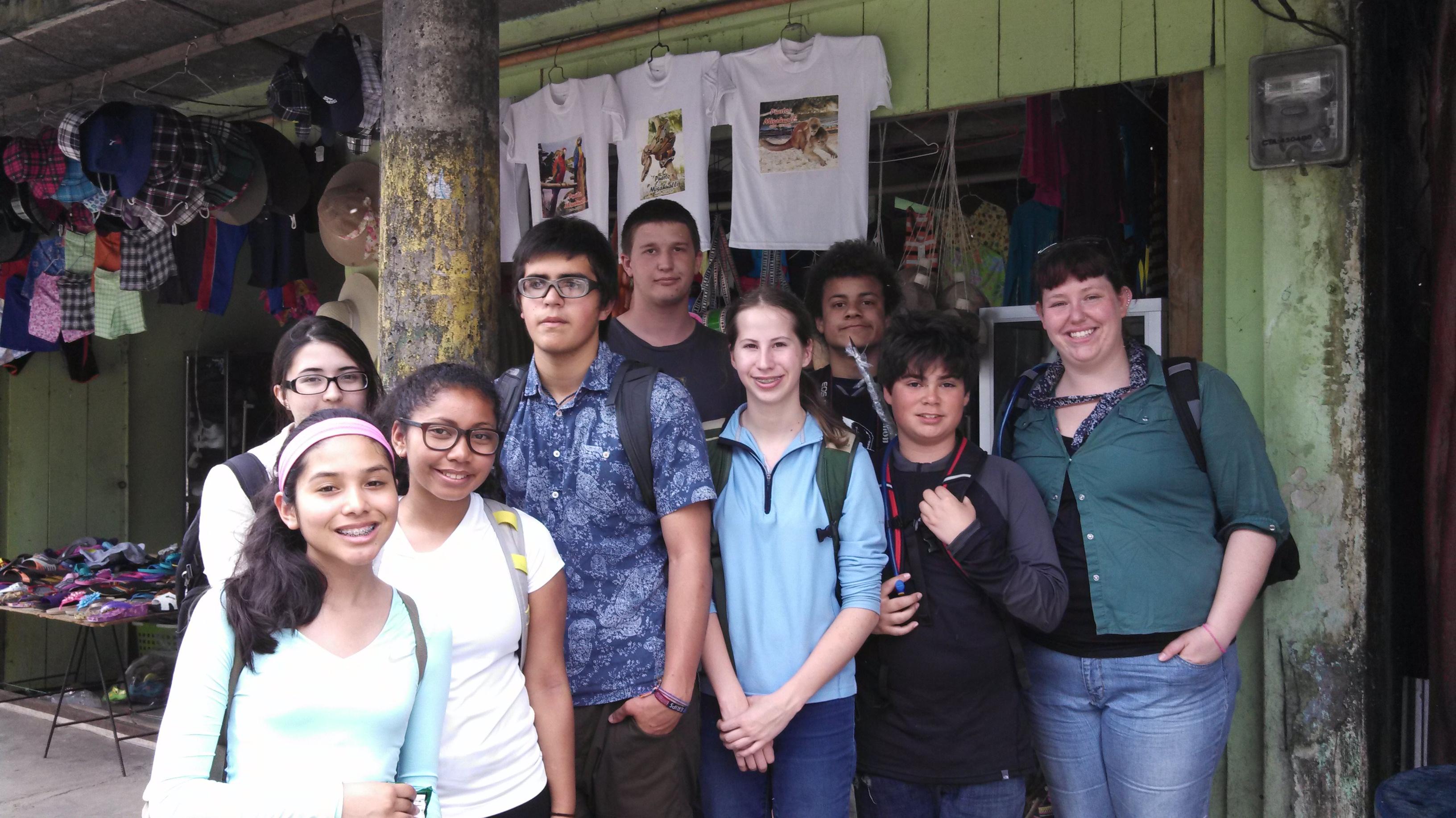 "Ecuador 2013-14 ""Spanish, Science and Service"""