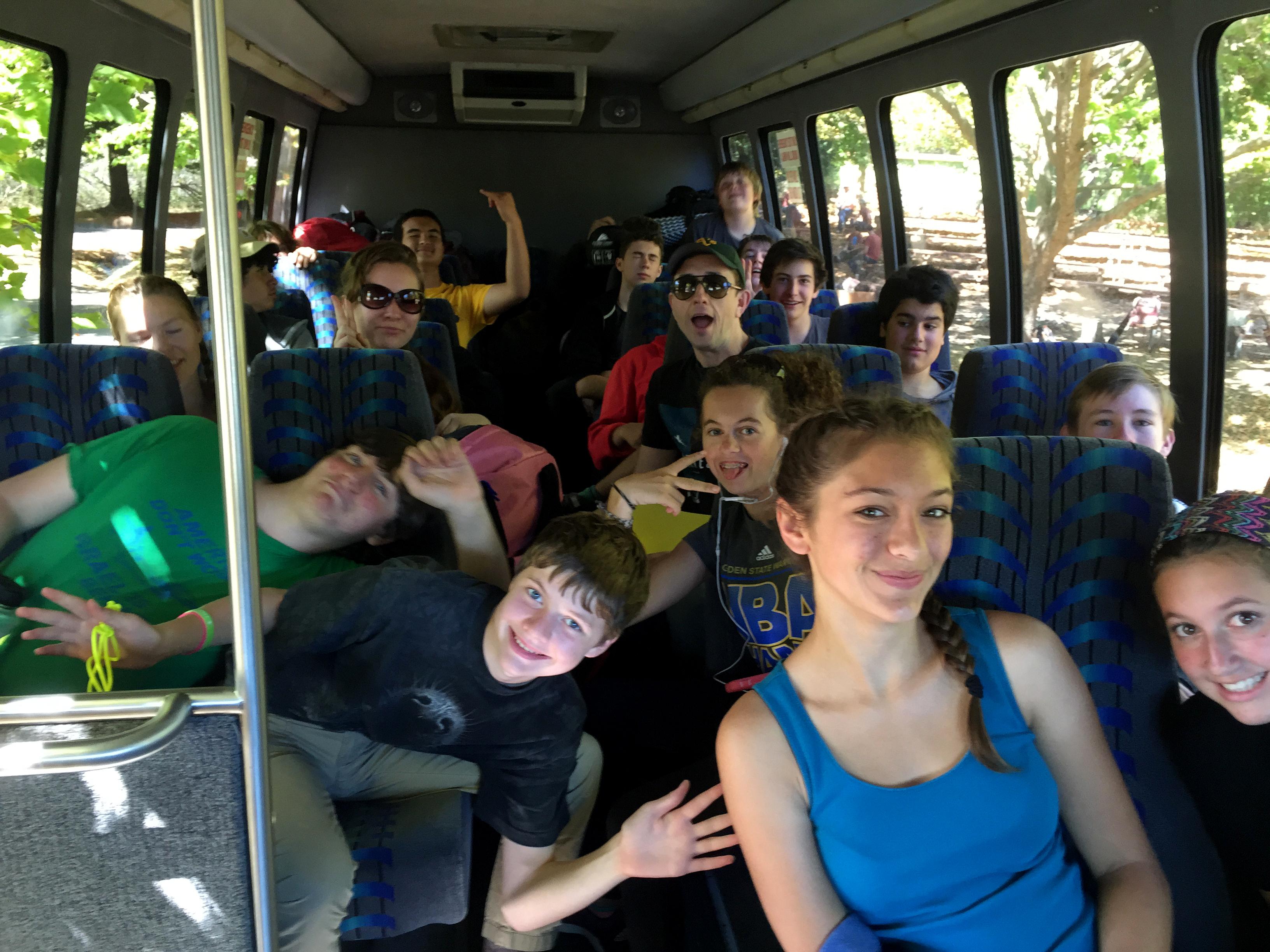 Class of 2018 Fall Trips
