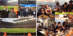 Soccer & cooking lessons in Barcelon