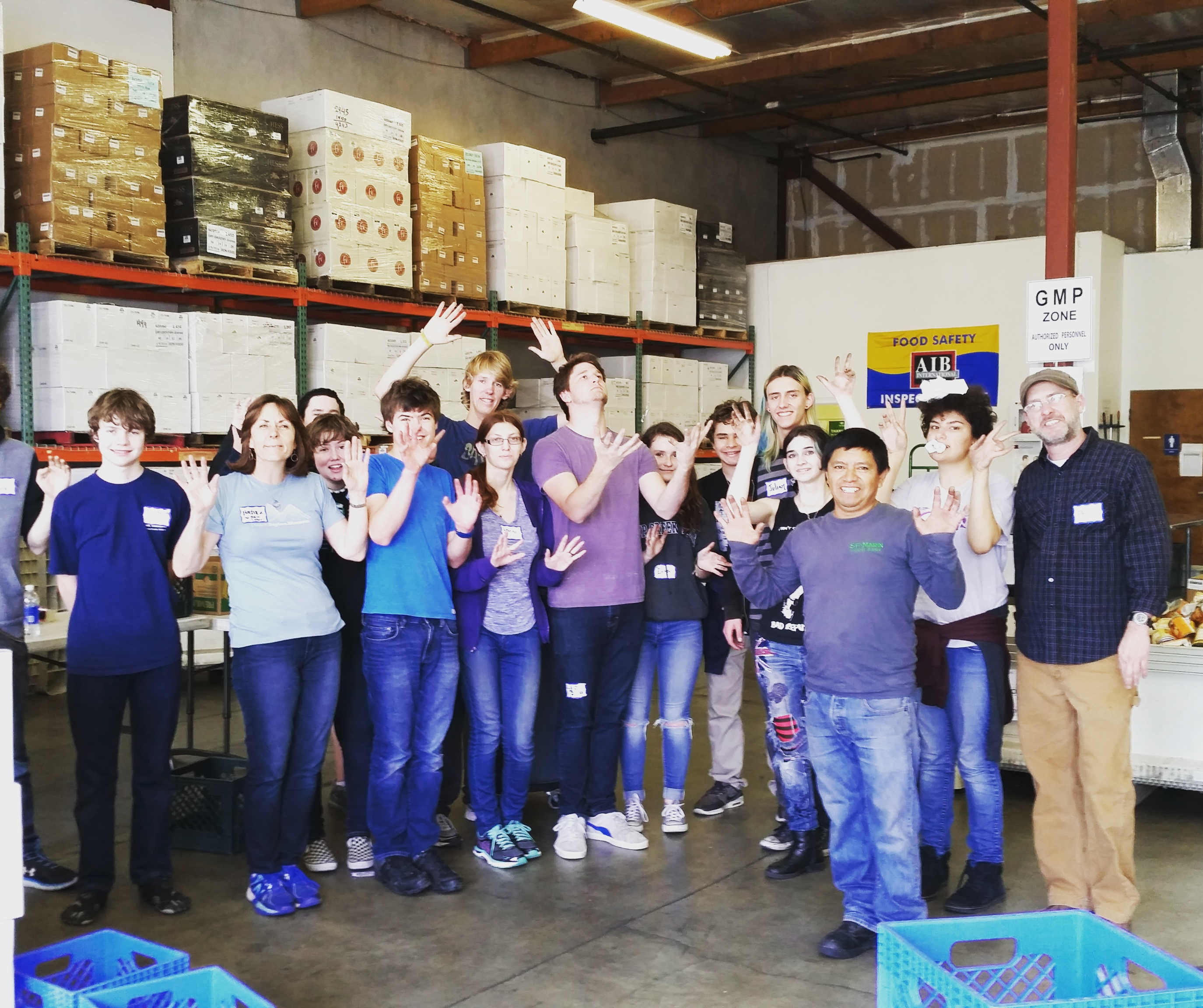 Cesar Chavez Day of Service 2016