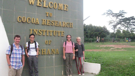 Ghana - Summer 2014