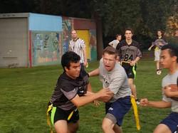 Flag Football Intensity~!
