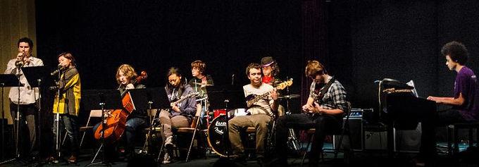 TMS Jazz Band: Performance & Photos