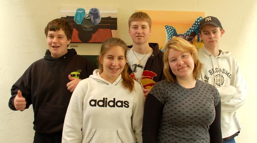 Students of the week Jan_Feb