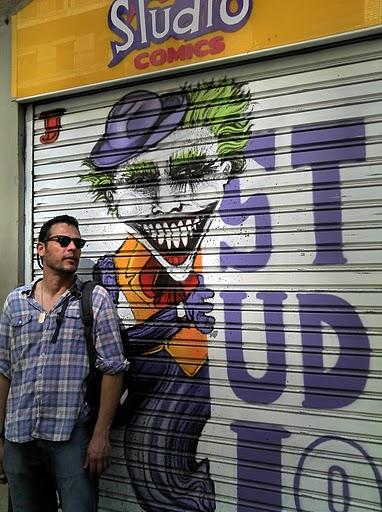 Gustavo in Barcelona