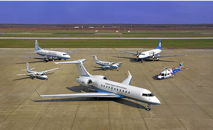The FAA's Research and Development (R&D) Flight Program currently operates, maintains, and modifies six aircraft as airborne R&D laboratories.