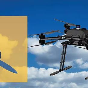 Coming Soon... Heavy Lift Drone Capability