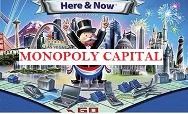 """Debunking """"monopoly capital""""."""
