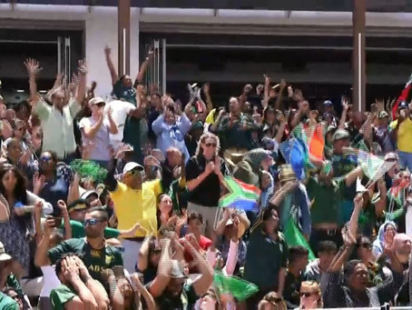 Changing the South African narrative