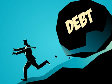 Debt implosion looms large