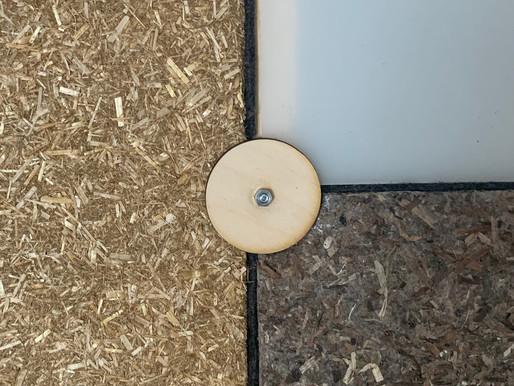 Hackathon in Copenhagen re-imagines partition walls for circularity