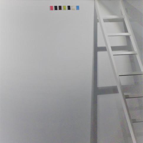 Color Field-malerier for undulat og mus i bur