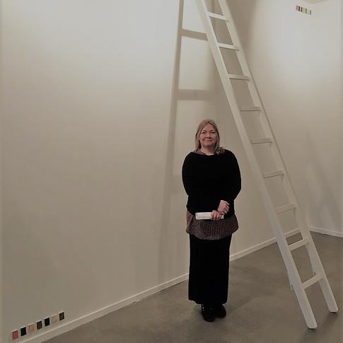 Installasjon i Bodø kunstforening