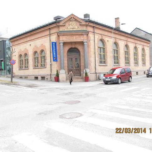 Kunstbanken Hedmark kunstnersenter 2014