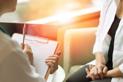 Consulta de psicoterapia
