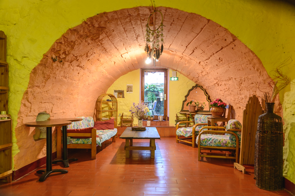 Agradables espacios interiores