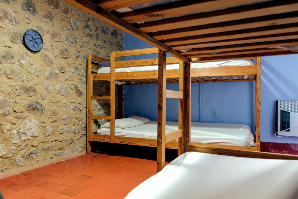 Amplias y confortables habitaciones