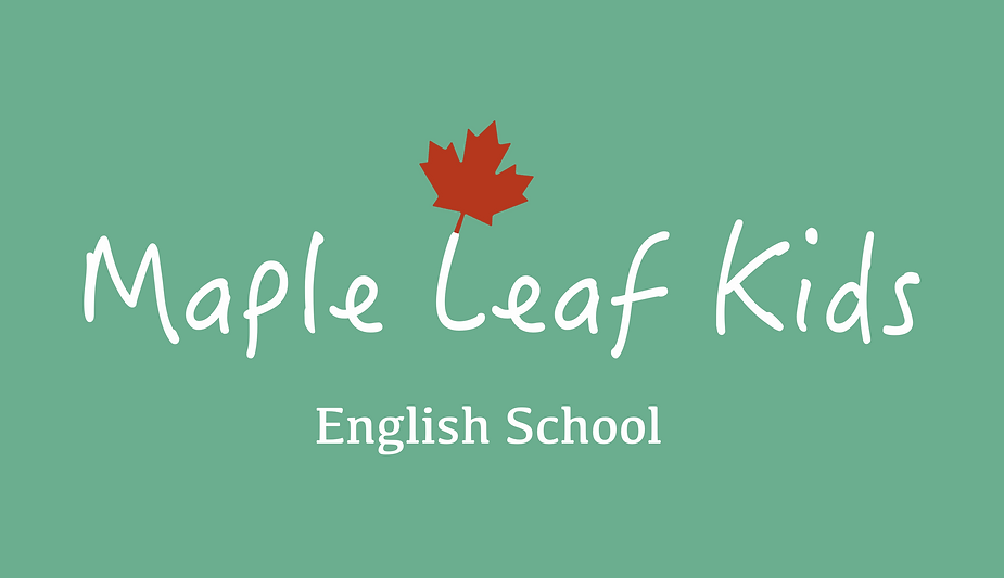Maple Leaf Kids logo for site (sign gree