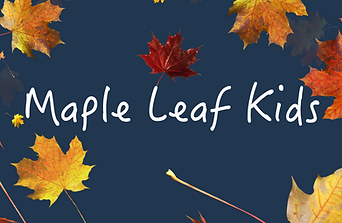 It's fall with real red leaf on logo.tif