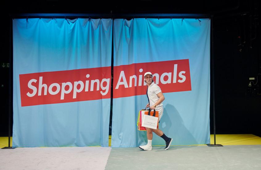 Shopping Animals