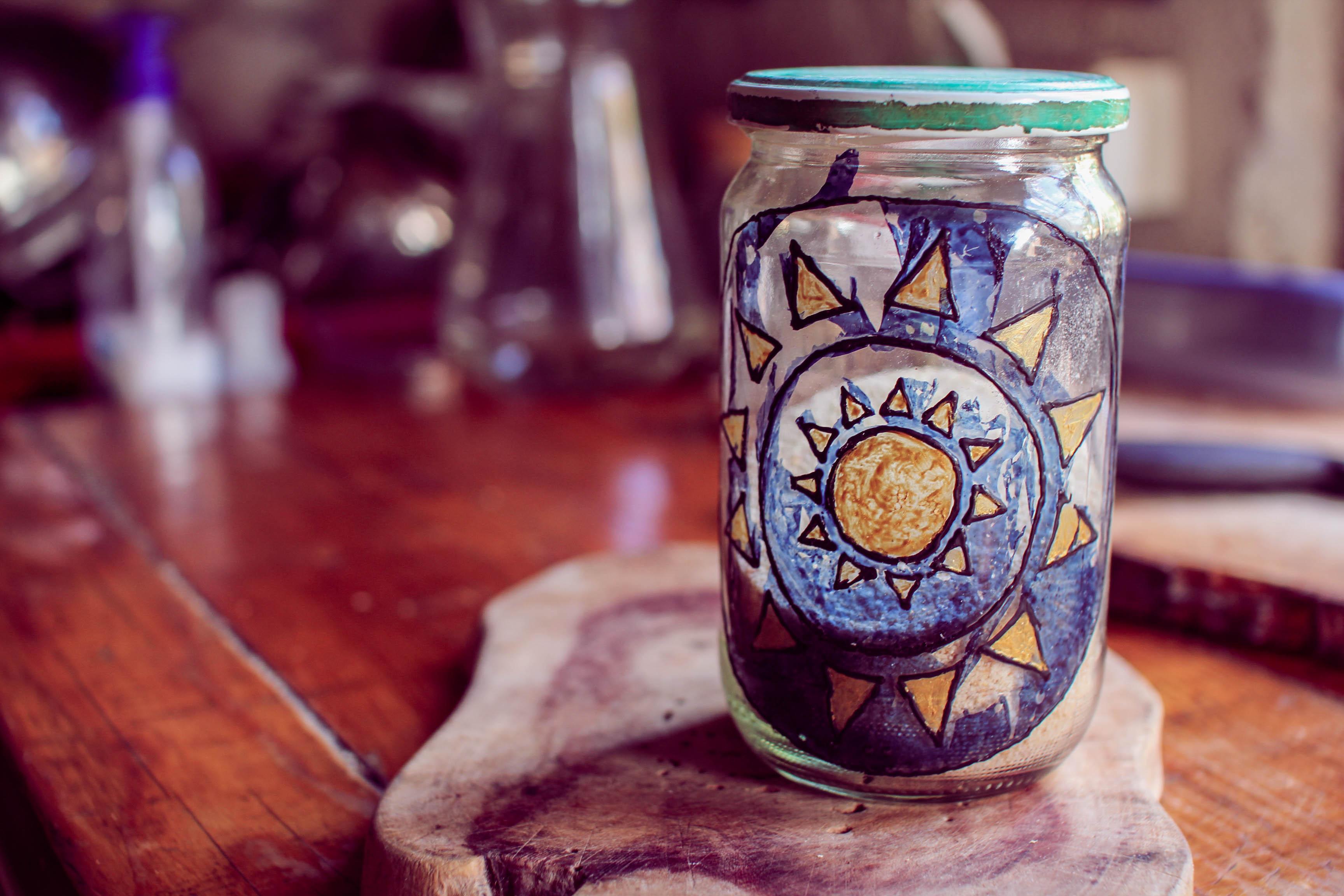 kofee jar