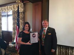 Laura Sunden EW Distinguished Professional