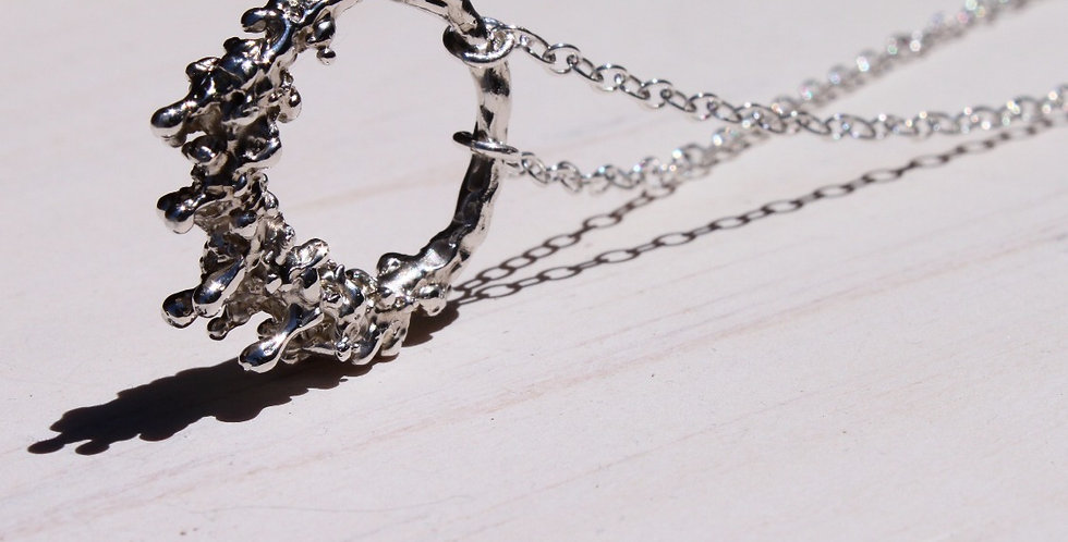 Melting Point Necklace