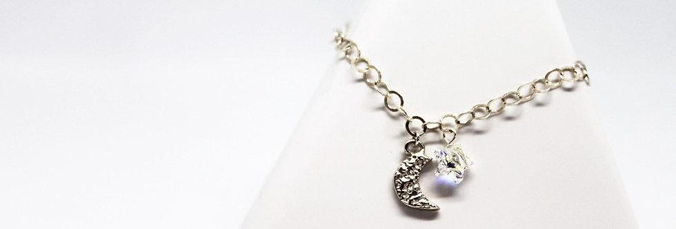 Moon & Star Bracelet