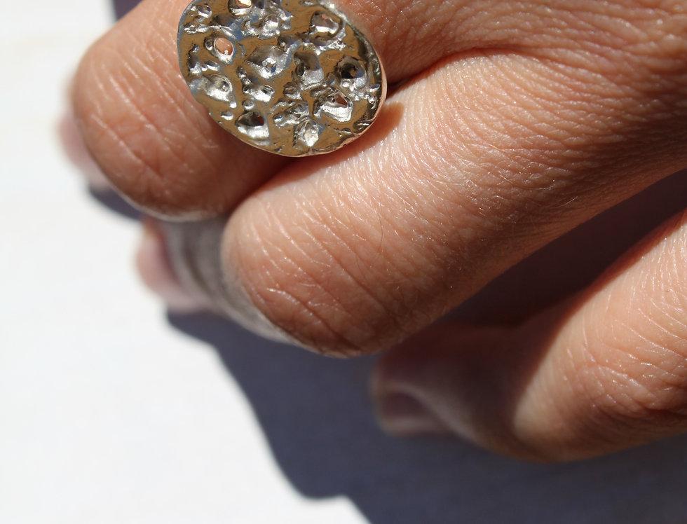 Medium Moon Ring