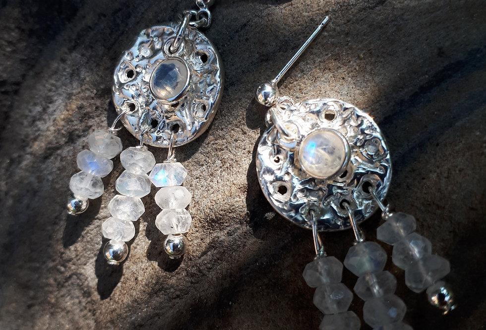 Adularia Earrings