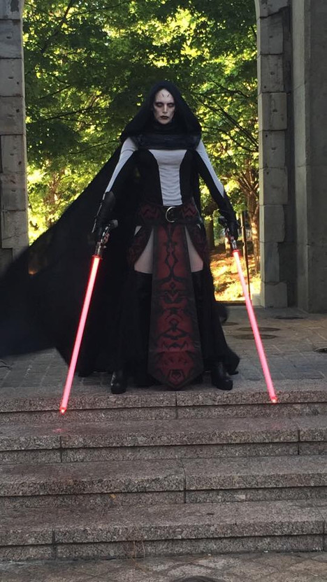 Dragoncon 2016 - A First-Timer's experience