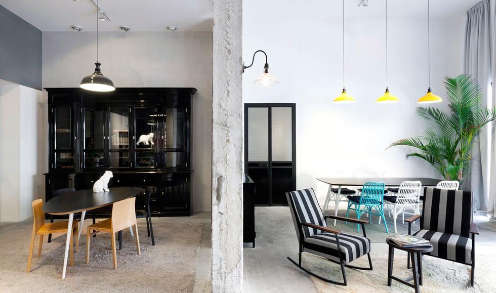 Rénovation salle à manger