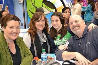 Evangeline, Emma, Michael at Thrill It.jpg