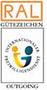 Logo RAL Gütezeichen, internationaler Freiwilligendienst