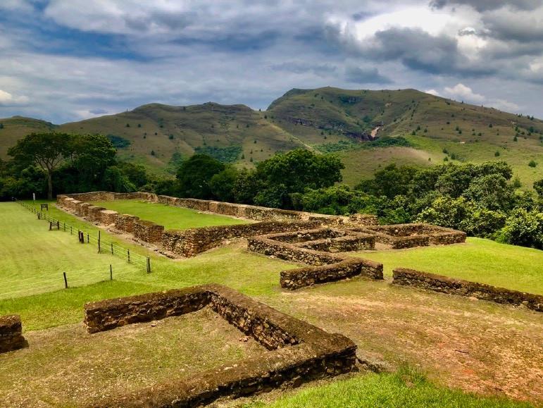 Inka Ruinen, Samaipata, Santa Cruz, Bolivien