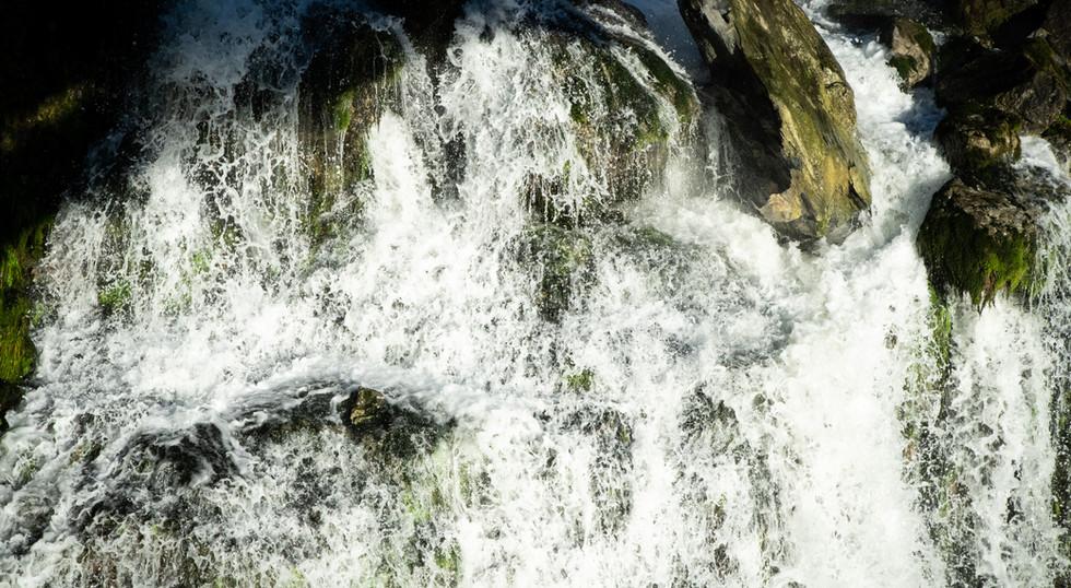 Wasserfall Anfahrt Obersee Näfels