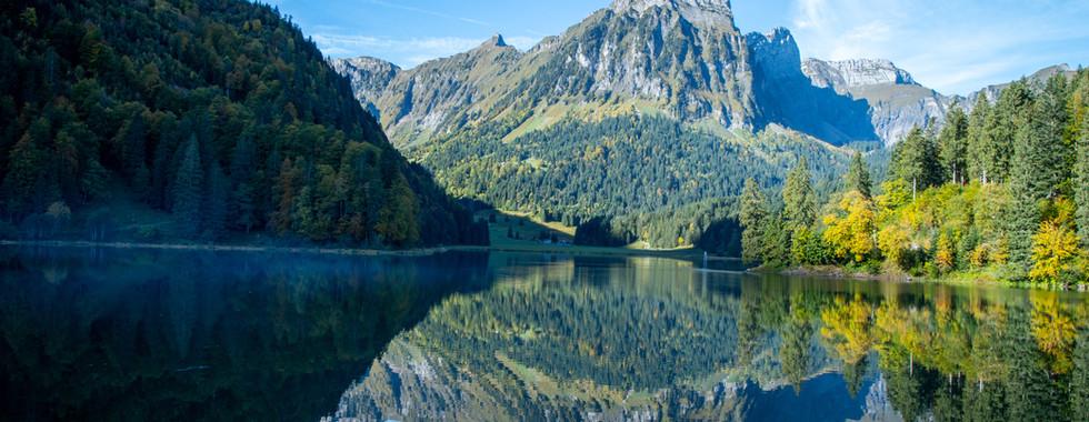 Berg - / Seesicht Obersee Näfels