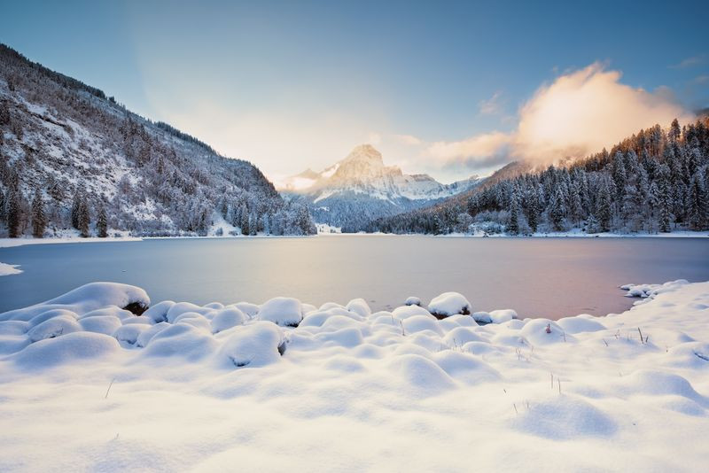 Obersee-Winter-Wonderland