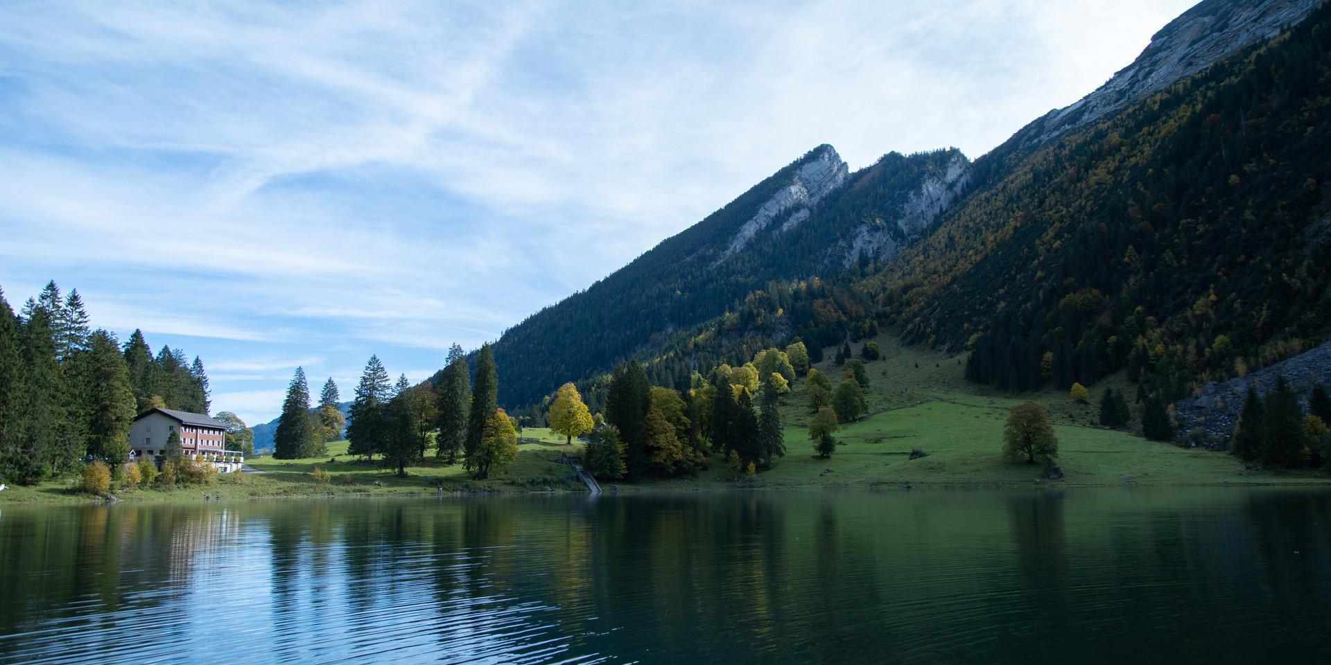 Seesicht Obersee-Näfels