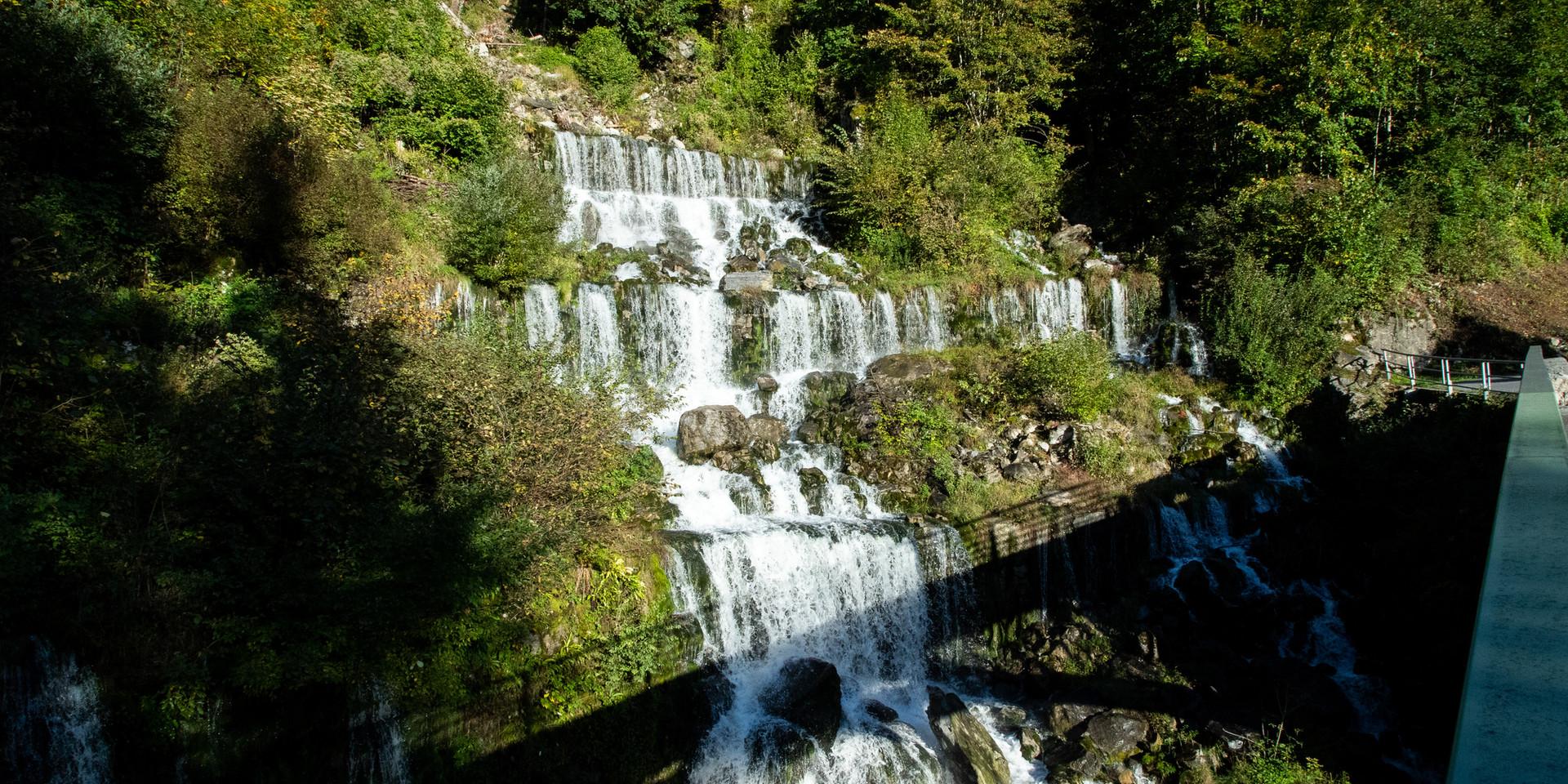 Wasserfall Obersee Näfels