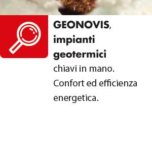 Con la geotermia il risparmio è garantito