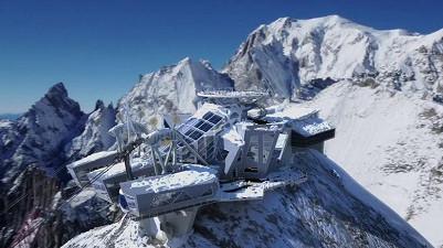 Skyway Monte Bianco a Maison&loisir 2016