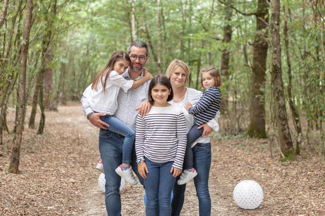 photographe - photo de famille Saran