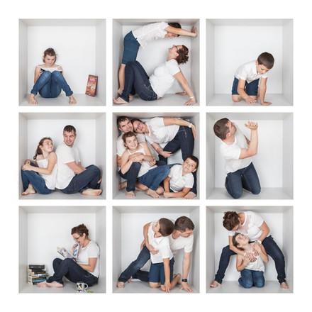 family box - photo famille