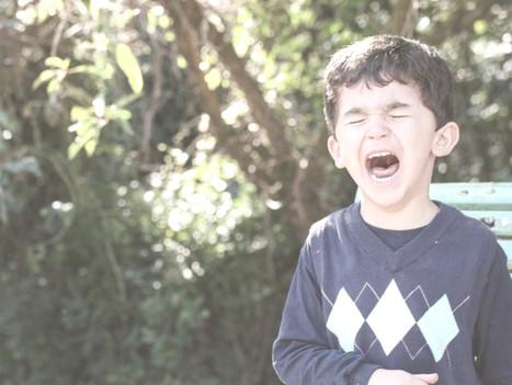 """""""Der Junge schreit wie ein Irrer, wenn er was nicht bekommt."""""""