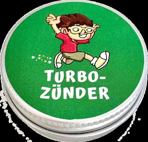 Turbozünder – gibt mehr Motivation und Tempo