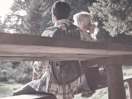 """""""Mein Mann kennt alle meine Sorgen und Nöte, aber hat selbst Mühe, über seine Gefühle zu sprechen."""""""