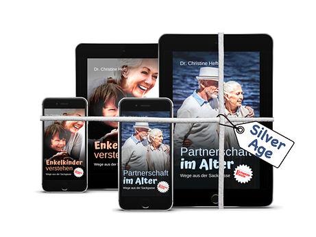 Partnerschaft im Alter - Wege für mehr Zärtlichkeit und Nähe