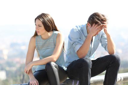 Ich will mehr Nähe, Freund hat Angst vor Nähe, Freizeitgestaltung in der Partnerschaft, Paarkonflikt, Beziehungsprobleme, Streit in der Partnerschaft